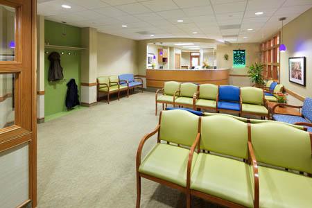 Dentist Office Interiors for Hubert